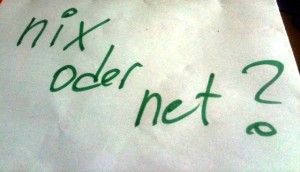 nix oder net
