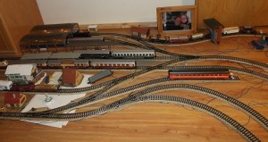 Modelleisenbahn oshowski