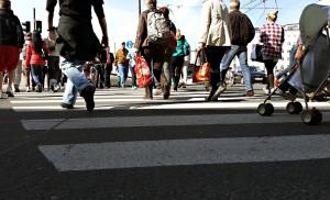 Fußgänger Bild 2 Lukas Uitz
