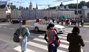 Fußgänger Bild 3 F