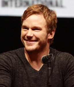 Hauptdarsteller Christ Pratt auf der  Comic Con San Diego 2013 (Foto: Gage Skidmore)