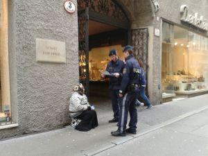 Bettler in Salzburg Polizei Zartbitter Praher