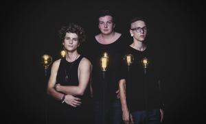Die junge Salzburger Band Manchester Snow