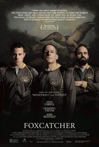 Foxcatcher Teaser Poster (Sony Pictures Classics)