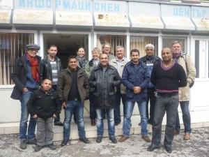 Die Partner in Stolipinovo