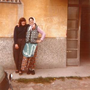 Mirjana und ihre Mutter, meine Oma[1]