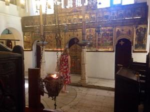 In der serbisch-orthodoxen Kirche