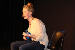 Christine Eixenberger gab als Bildungsmanagerin richtig Gas und hätte beinah gewonnen