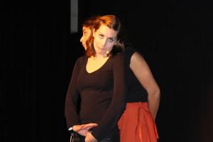 Flüsterzweieck verbanden Theater mit Kabarett. Eine Lachsymbiose.