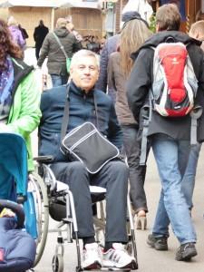 Mein erster Auslandsaufenthalt seit sechs Jahren – im Rollstuhl
