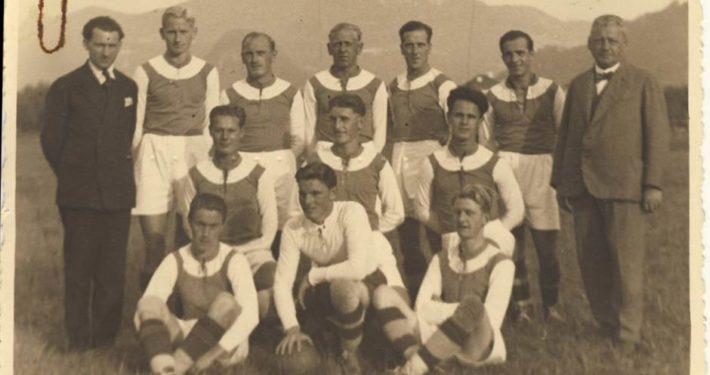 Die Gründungsmannschaft von Austria Salzburg (c) Salzburger Fußballverband