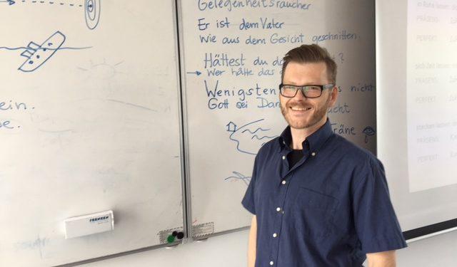 Lehrer Hans Schneeweiß