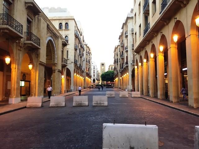 Beirut Zentrum